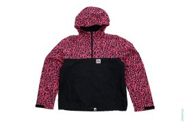 Pink Leopard Camo Jacket by A Bathing Ape