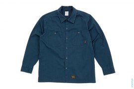 Button Down Work Shirt by Wtaps