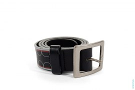 Chomper Leather Belt by Neighborhood x OriginalFake