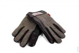 Harris Tweed Gloves by Wtaps