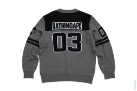 03 Jersey Sweater by A Bathing Ape