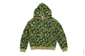Kaws Bendy ABC Camo Full Zip Hoodie by A Bathing Ape x Kaws