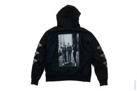 Vintage Wash Beastie Boys Photo Hoodie #1 Sample Pullover Hoodie by 3peat LA x Sunny Bak