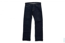 Premium Straight Leg Japanese Denim Pants by Old Joe Brand
