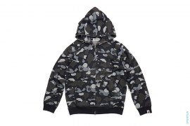 Ultimate Psyche Camo Full Zip Hoodie by A Bathing Ape
