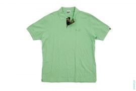 Bendy 1st Camo Accent Polo Shirt by A Bathing Ape x Kaws