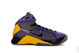 "Hyperdunk ID ""LA"" High-Top Sneakers by NIKEiD"