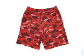 OG Color Camo Zip Pocket Sweatshorts by A Bathing Ape