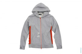 Chomper Zipper Ribbing Zip Hoodie by OriginalFake