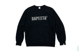 Bapesta Swaro Crewneck Sweatshirt by A Bathing Ape