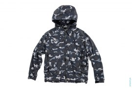 Psyche Camo Snowboard Jacket by A Bathing Ape