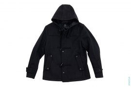 Beauty & Youth Hooded Duffle Coat by United Arrows