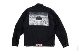 Capsule Insulated Jacket by Supreme x Akira