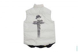 Reversible Down Vest by OriginalFake