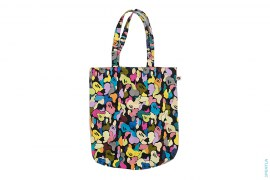 Multi-Camo Canvas Tote by A Bathing Ape