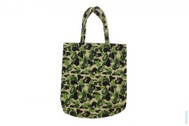 ABC Camo Canvas Tote by A Bathing Ape
