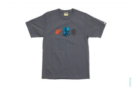 Sta General R Pixels Graphic Tee by A Bathing Ape
