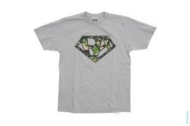 Bapeman ABC Camo Swaro Tee by A Bathing Ape