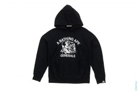 Bape Generals Pullover Hoodie by A Bathing Ape