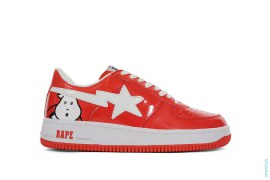 Ghost Busters Bapesta Low-Top Sneakers by A Bathing Ape