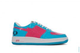 Elephant Bapesta Low-Top Sneakers by A Bathing Ape