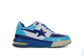 OG ABC Camo Roadsta Low-Top Sneakers by A Bathing Ape