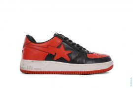 Bapesta Low-Top Sneakers by A Bathing Ape