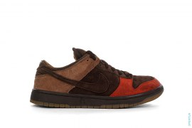 Dunk Low Pro SB Bison Low-Top Sneakers by NikeSB