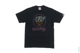 Milo Sta BAPE Multi Swaro Tee by A Bathing Ape