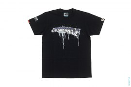 Command Z Tee by A Bathing Ape