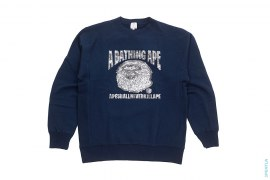 Cash Money Bling Crewneck Sweatshirt by A Bathing Ape