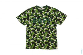 Ultimate ABC Camo 2 BAPE Logo Tee by A Bathing Ape