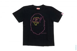 Neon College Swaro Tee by A Bathing Ape