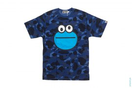 Color Camo Cookie Monster Tee by A Bathing Ape x Sesame Street
