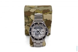 X-Eyes Apeface Bapexplorer Bapex Watch by A Bathing Ape x Kaws