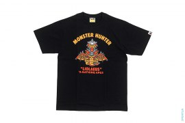 Milo Liolaeus Tee by A Bathing Ape x Monster Hunter