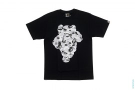 ABC Camo Chum Tee by A Bathing Ape x Kaws
