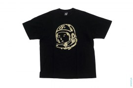 Moonman Gold Foil Swaro Logo Tee by BBC/Ice Cream