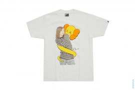 Cherie Bendy Tee by A Bathing Ape x Kaws