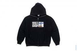 NFS Nigo Full Zip Hoodie by A Bathing Ape