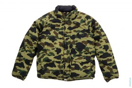 1st Camo Gore-Tex Puffe Down Jacket by A Bathing Ape