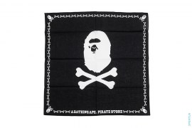 Cross Bones Pirate Store Archives Bandana by A Bathing Ape