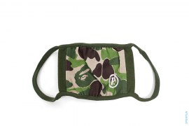 ABC Camo Mask by A Bathing Ape