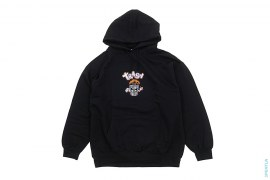Trash Brand Logo Pullover Hoodie by Warren Lotas x Trash