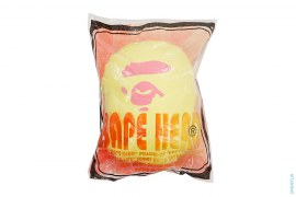 Apehead Pillow by A Bathing Ape