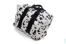 Bapexclusive ABC Camo Canvas Duffle Bag by A Bathing Ape