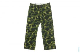 Color Camo Vintage Wash Cargo Pants by A Bathing Ape