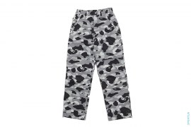 Bapexclusive 1st Camo Snowboard Pants by A Bathing Ape
