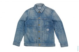 Stockman D Jacket Denim Jacket by Neighborhood