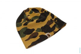 1st Camo Beanie by A Bathing Ape